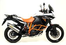 Terminale Maxi Race-Tech Dark con fondello Arrow KTM 1190 Adventure 2013>2016