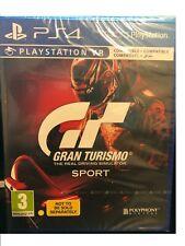 Gran Turismo Sport  PS4 Spiel Autorennen GT Sport Playstation 4 NEU OVP