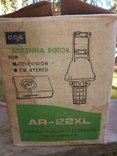 Vintage CDE Antenna Rotor 22XL NOS open box Ham CB Radio