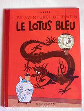 Les Aventures De Tintin T.4 ; Le Lotus Bleu - Herge