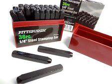 Stamp Set Body Tag Stamps Vin Model Number Hot Rod Rat Street Kit Car Salvage #
