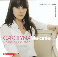 "MELANIE C SPICE GIRLS ""CAROLYNA"" RARE CD SINGLE + DVD ITALY ONLY - SEALED"