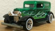 Hot Wheels Classics Series 3 '32 Ford Delivery Model--Spectraflame Forest Green