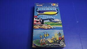 Life on Longbeach Video Magazine - VHS - Free Postage - Aussie Seller