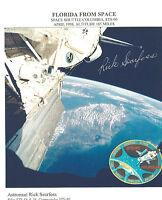 Space Shuttle Astronaut Autograph 8x10 Photo Richard Searfoss (LHAU-1021)