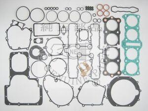 Kawasaki 77-81 KZ1000 Z1-R LTD Police Complete Engine Gasket Kit Set