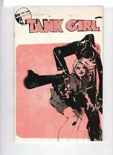 TANK GIRL THE GIFTING #4 RI RETAILER INCENTIVE COVER 9.4 NEAR MINT!