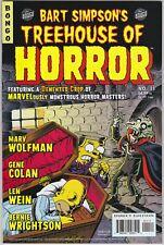 Bart Simpsons Treehouse of Horror 11 NM 9.4 Bongo Comics