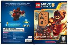 Battle of the Books! (Lego Nexo Knights: Activity Book) by Various (Mixed media product, 2016)