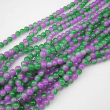 Charm 100pcs 4mm Ball Glass crystal Beads for Fit Bracelets Necklaces mix AAD43