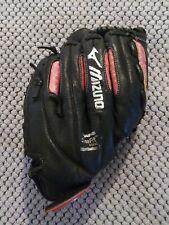 "Mizuno 11"" Gpp1108 Finch Leather Baseball Glove Mitt Rht in Pink"
