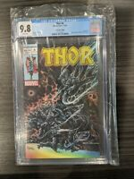 THOR 6 CGC 9.8 HOTZ COVER KNULL COMICS ELITE EDITION SILVER SURFER 4 HOMAGE