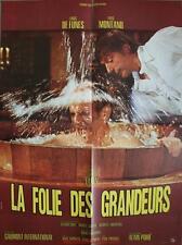 LA FOLIE DES GRANDEURS Affiche Cinéma / Movie Poster Louis de Funès