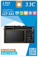 JJC LCPXA1 LCD Guard Film Camera Screen Display Protector for FUJIFILM X-A1 X-M1