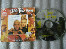 CD-TWENTY 4 SEVEN-LEAVE THEM ALONE-FEAT.STAY.C AND NANCE-(CD SINGLE)94-2TRACK