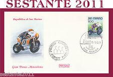 SAN MARINO, FDC ROMA , 10/7/1981  GRAN PREMIO MOTOCICLISMO SAN MARINO  (48)