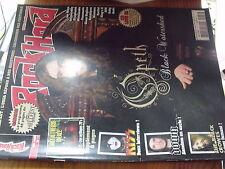 µ? Revue Rock Hard n°77 Kiss Dowm Black Crowes Opeth ADX G.Hugues Blaspheme