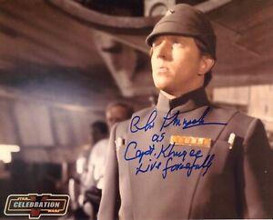Christopher Muncke signed STAR WARS Episode IV A New Hope photo - UACC DEALER