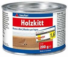 Baufan Holzkitt gebrauchsfertige Füllmasse 200 g