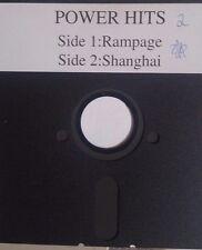 Rampage / Shanghai (C 64)  (Diskette) 100% ok