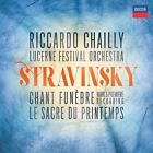 Stravinsky: Funeral Song (Chant Funèbre), The Rite Of Spring (Le Sac - (NEW CD)