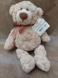 Gund teddy bears Myrtle 44713, Honey Light Brown..With tags.