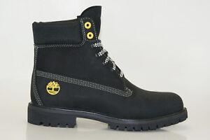 Timberland 6 Inch Premium Waterproof Boots Schnürstiefel Herren Schuhe A1FLA