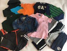 Boys Size 4/4T LOT Spring/Summer/Fall Clothes Polo Ralph Lauren Osh Kosh Gap