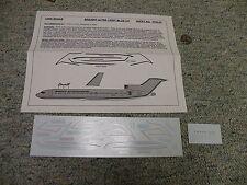 Flight Path decals 1/200 FP20-87 Braniff Ultra Light Blue 727     Box 5