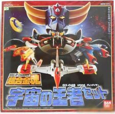 Bandai GX-04S UFO Robo Grendizer Space King Set Soul of Chogokin 2012 figure JPN
