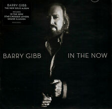 BARRY GIBB of the BEE GEES.  In The Now (2016)  NEW & Sealed CD