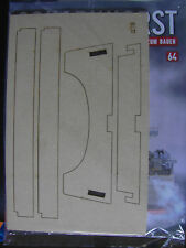 SCHARNHORST* Ausgabe 64 * Hachette Modellbau-Sammelreihe