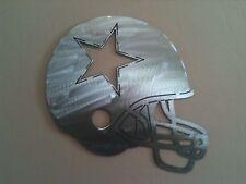 Plasma Cut Dallas Cowboys Helmet metal Sign mancave Garage/Wall Decor
