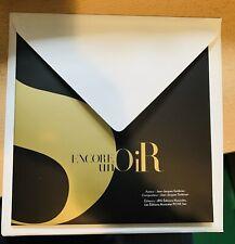 French PROMO PACK: CÉLINE DION Ultra Rare Enveloppe 1T CDS + BIO ENCORE UN SOIR