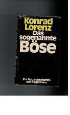 Konrad Lorenz - Das sogenannte Böse