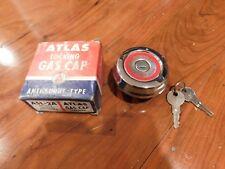 G754 1970 Mopar 1970 Camaro 1971-79 AMC Locking Gas Cap Chevelle