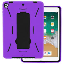 Heavy Duty Hard Case Cover Kickstand For Apple iPad 9.7 2017 5th A1822 A1823
