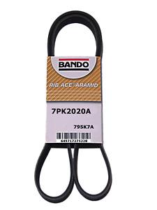 Bando 7PK2020A OEM Serpentine Belt Fits V6 3.7L EX37,FX37,G37,M37,Q40,50,60,370Z