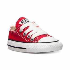 Toddler Converse Toddler Chuck Taylor Original Sneakers Red