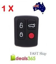 1X New Remote Key Fob For Ford BA/BF Falcon Sedan/Wagon Replacement 4 Button