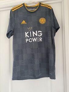 Leicester City 18/19 Large Away Shirt