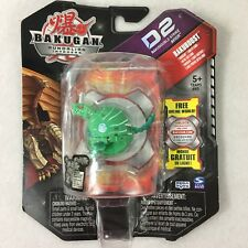 New Bakugan Gundalian Invaders D2 Bakudouble Strike AVIOR Bakuboost Ability Card