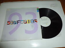 "NEW ORDER - Confusion - UK Factory label 4-track 12"" vinyl single"