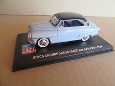 961G IXO Simca Aronde 1956 Grand Large 1:43