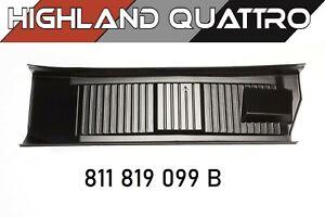 Audi ur quattro 80/90 water deflector remanufactured 811819099B