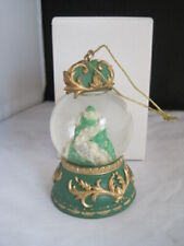 Great Wall of China Snow Globe Ornament Boxed Snowdome