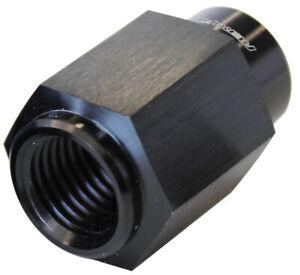 Aeroflow Holden Commodore VT VX VY VZ VE LS1 LS2 Fuel Pressure Adapter Black