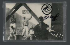 Mr. Dibbs SIGNED Tape 1990 UNDERGROUND SOURCE Don´t Be Deceived USA STILL SEALED