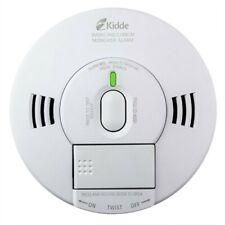 Kidde Carbon Monoxide (CO) and Smoke Combination Detector Alarm - Kidde 10SCO