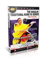 Shao Lin Traditional Kungfu Series - Shaolin Plum-blossom Quan by Shi Dejun DVD